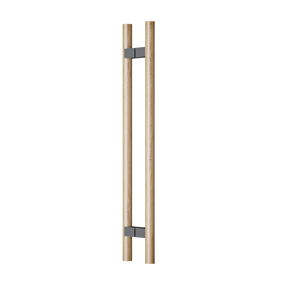 C3200OAK Natural Timber Handle