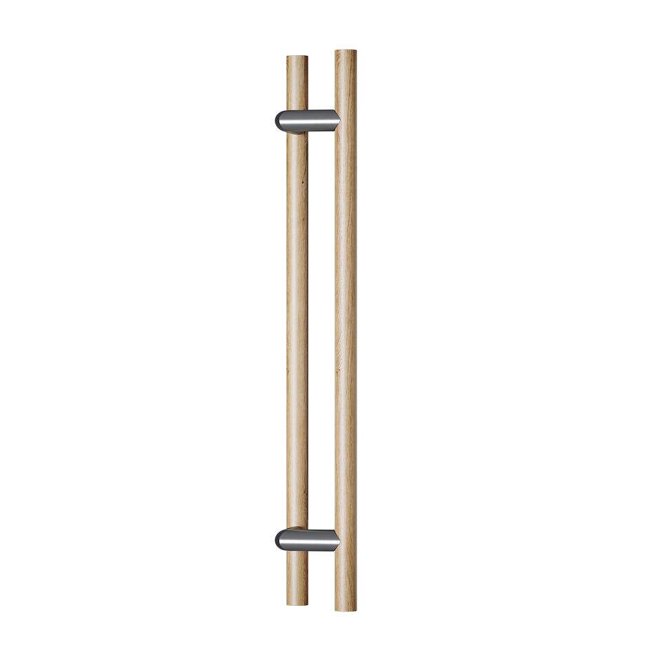 C3300OAK Natural Timber Handle
