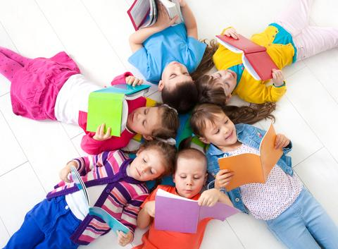 Get those kids back into reading with this week's Learning Loft Reading List