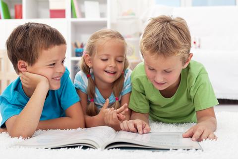 Reading Aloud Builds Reading Fluency in Children and Adults