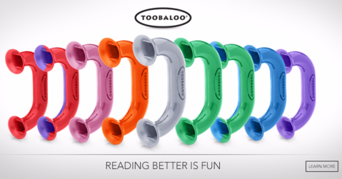 Brighten Reading Time with the Toobaloo