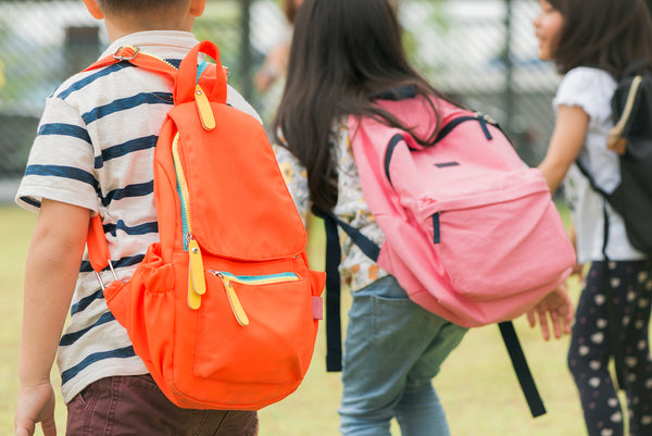 How to Deal with Your Child's Back-to-School Anxiety