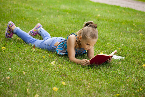 5 Summer Reading Goals to Help Kids Read More