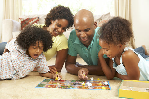 Discover these 6 family reading time activities to get the whole family reading together.