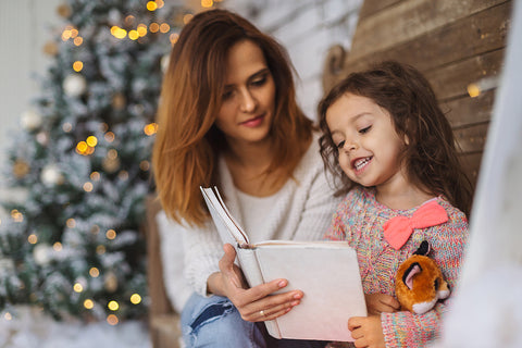 These six winter break reading activities can help your child continue to improve their reading skills.