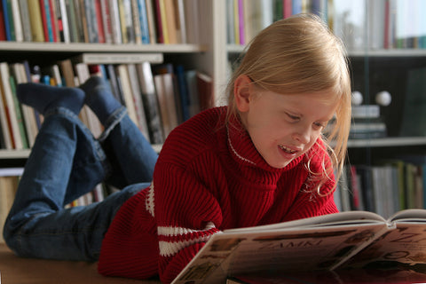 Discover tips to help your child advance reading levels here.
