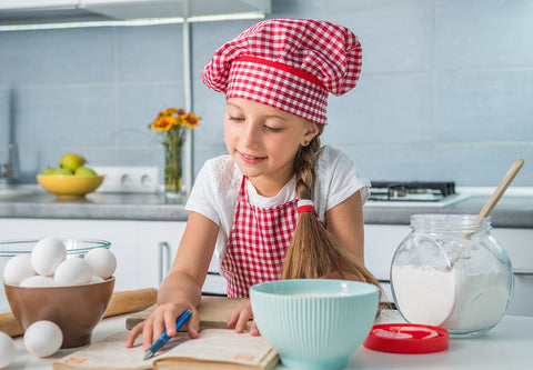Holiday cooking or baking can be a great reading activity if you have your child read the recipe out loud.