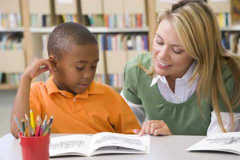Discover these five reading test tips for kids to help your students with reading comprehension.