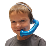 Toobaloo and Toobaloo Headset Boy Model Blue