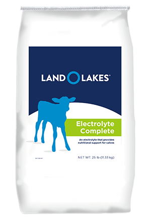 LAND O LAKES® Electrolyte Complete supplement 25lb bag