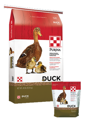 Purina® Duck Feed Pellets