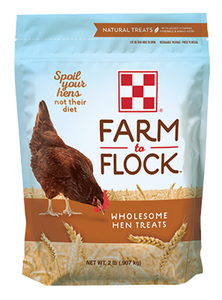 Purina® Farm to Flock™ Wholesome Hen Treats
