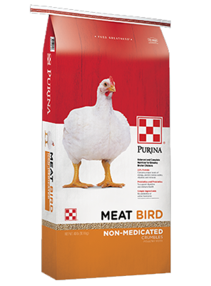 Purina® Meat Bird Crumbles
