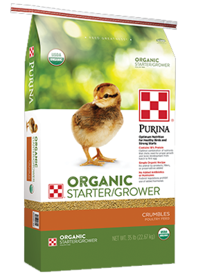 Purina® Organic Starter-Grower