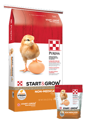 Purina® Start & Grow® Non-Medicated