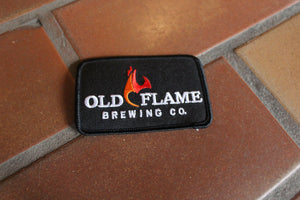 Old Flame Patches - Classic Logo