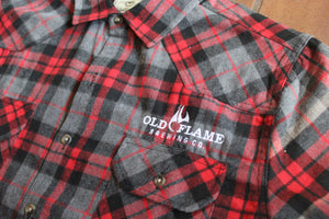 Old Flame Flannel Shirt
