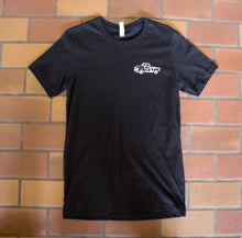 Load image into Gallery viewer, Truck Basic Tee - Black