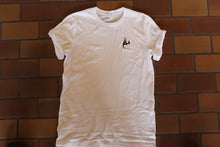 Load image into Gallery viewer, Old Flame Basic Tee - White