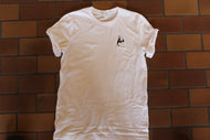 Old Flame Basic Tee - White