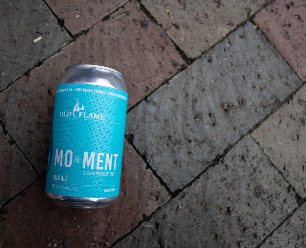 Mo•ment Pale Ale - 355mL