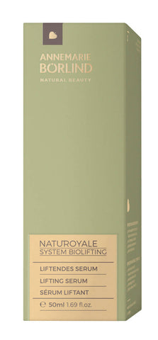 159,90/100ml ANNEMARIE BÖRLIND NATUROYALE SYSTEM BIOLIFTING Liftendes Serum 50ml