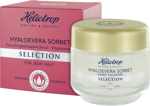 29,90€/100ml Heliotrop Selection Hyaloevera Sorbet 50ml