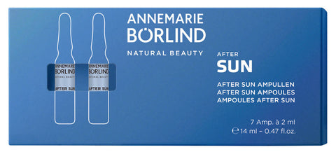 120,71€/100ml ANNEMARIE BÖRLIND AFTER SUN Ampullen 7x2ml