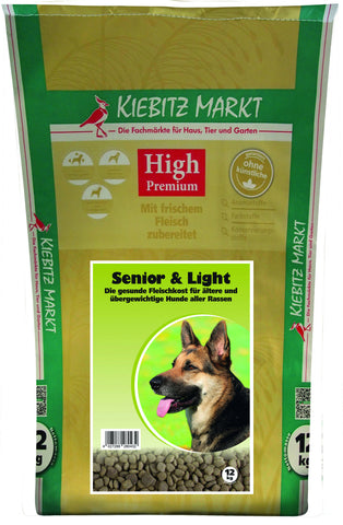 Kiebitzmarkt Senior Light 12 Kg