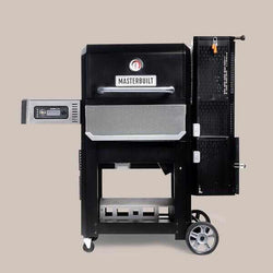 Gravity series 800 Digital Charcoal Grill + Griddle + Smoker Closed