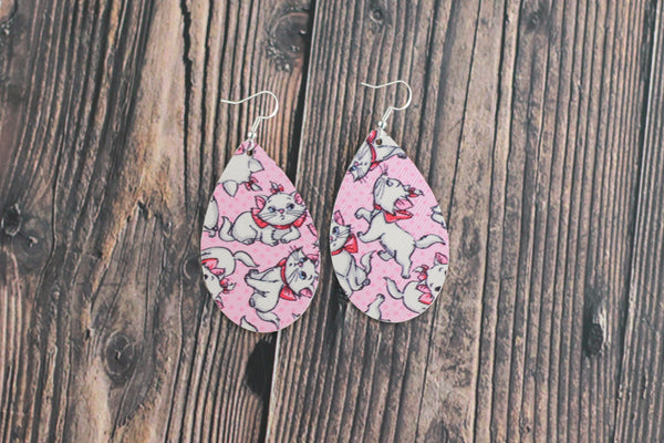Aristocats Earrings