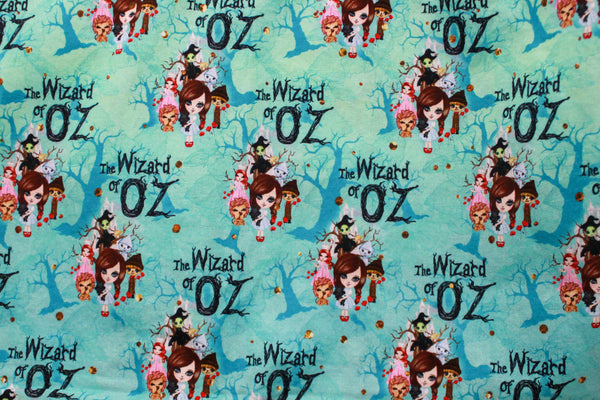 Wizard of Oz Blue Mask