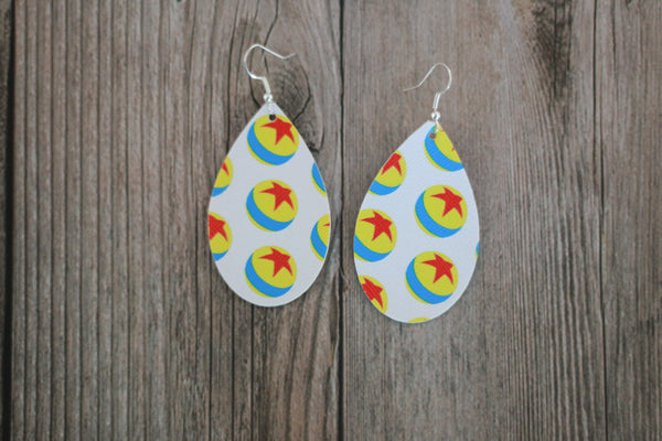 Toy Story Earrings