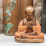 "6"" Praying Monk"