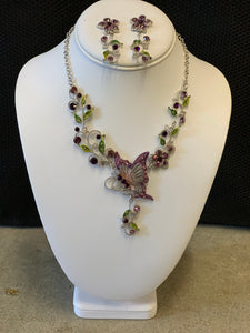 Butterfly Jewel Set