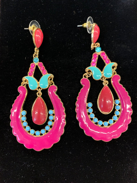 Funky Drop Earring
