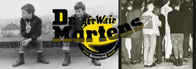 THE HISTORY OF DR. MARTENS
