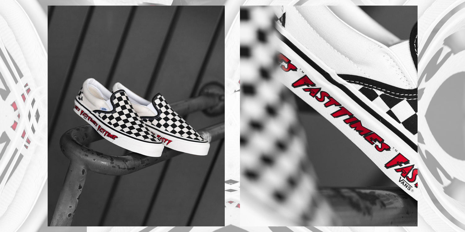 Shop the Fast Times Vans Collaboration at FallenFront NZ
