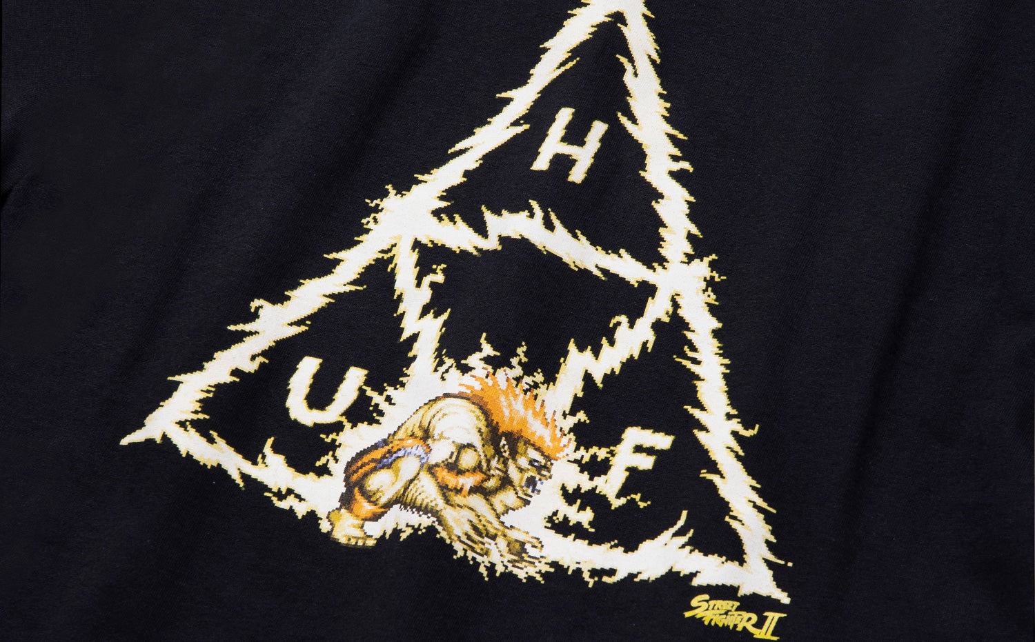 Shop the HUF Worldwide x Street Fighter Collaboration at Fallen Front