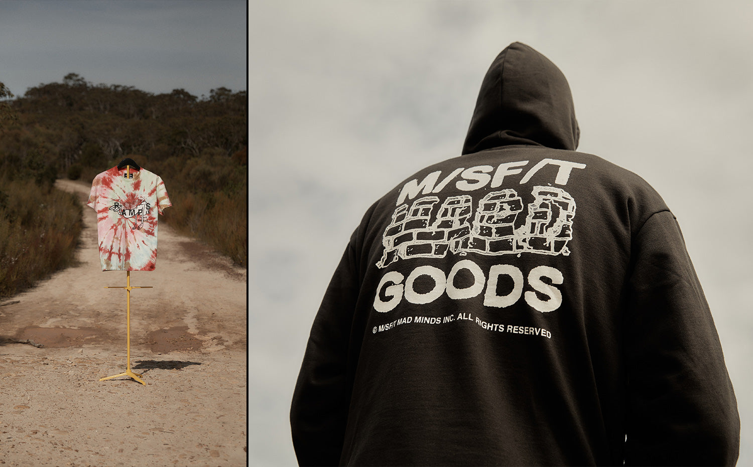 MISFIT Shapes available at Fallenfront NZ