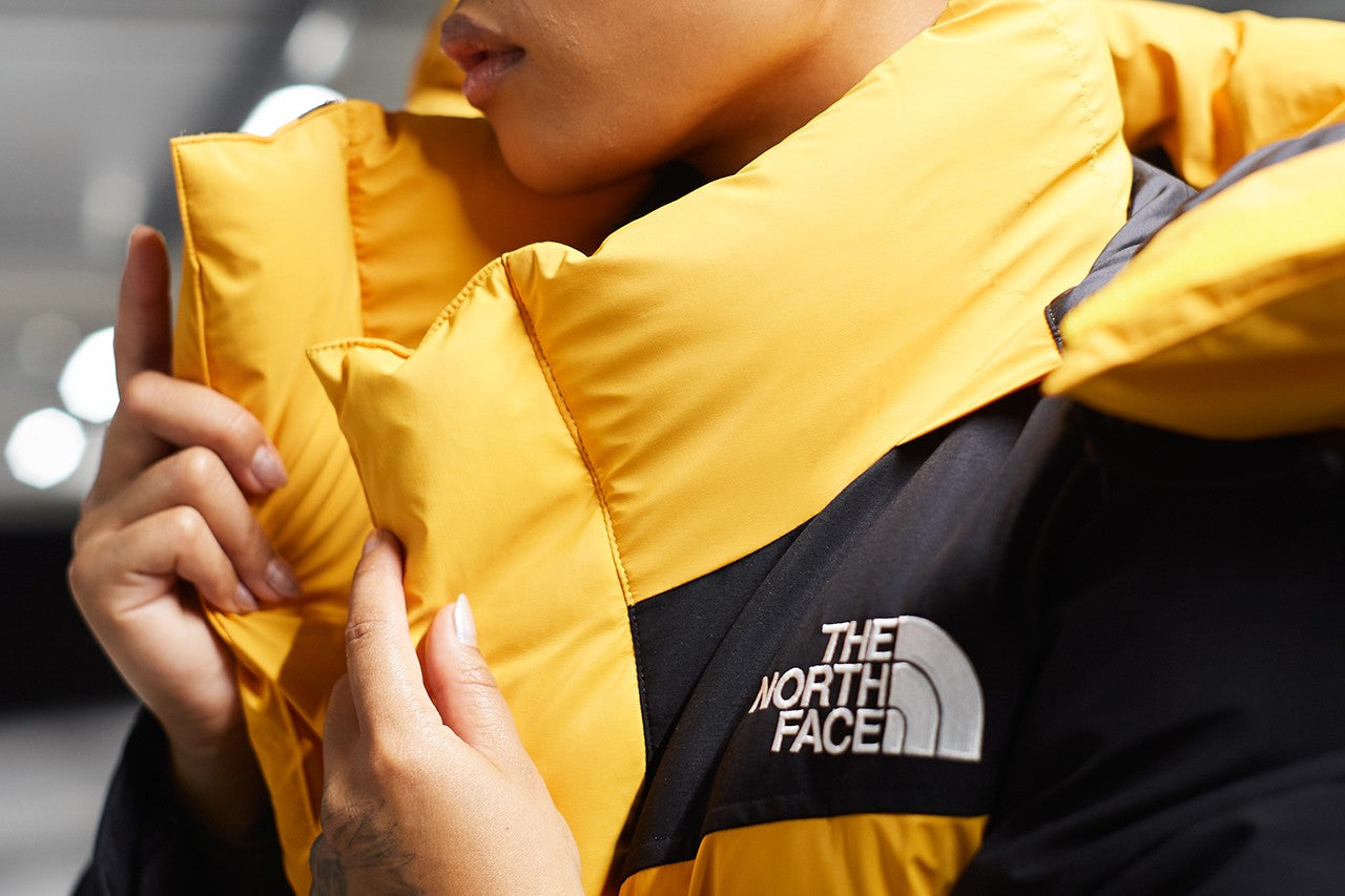 The North Face jacketing available at FallenFront NZ