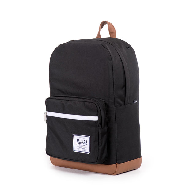 Herschel - Pop Quiz - Black - Tan Herschel