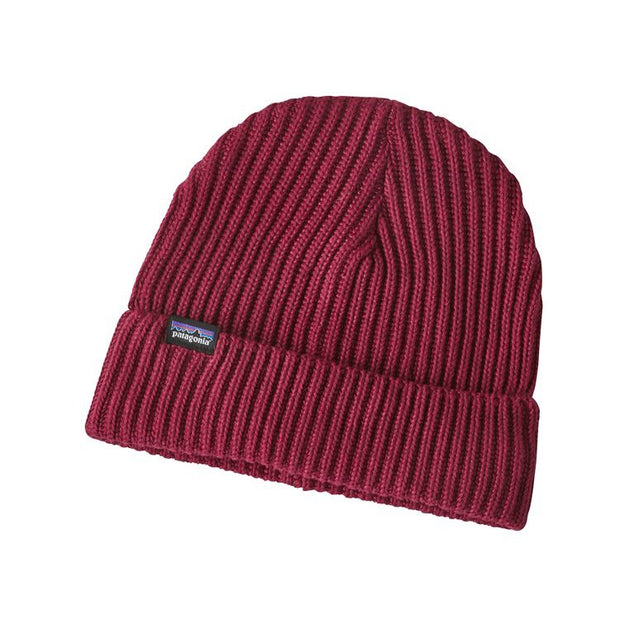 Patagonia - Fishermans Rolled Beanie - Oxide Red