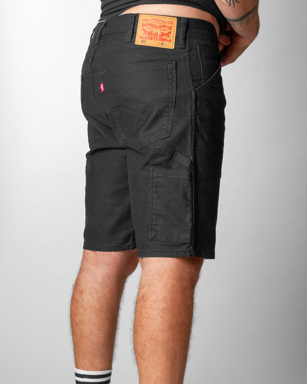 Levi's - 505 Workwear Short - Black
