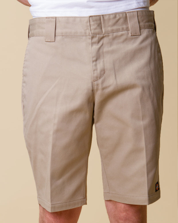 872 Slim Fit Work Short - Khaki