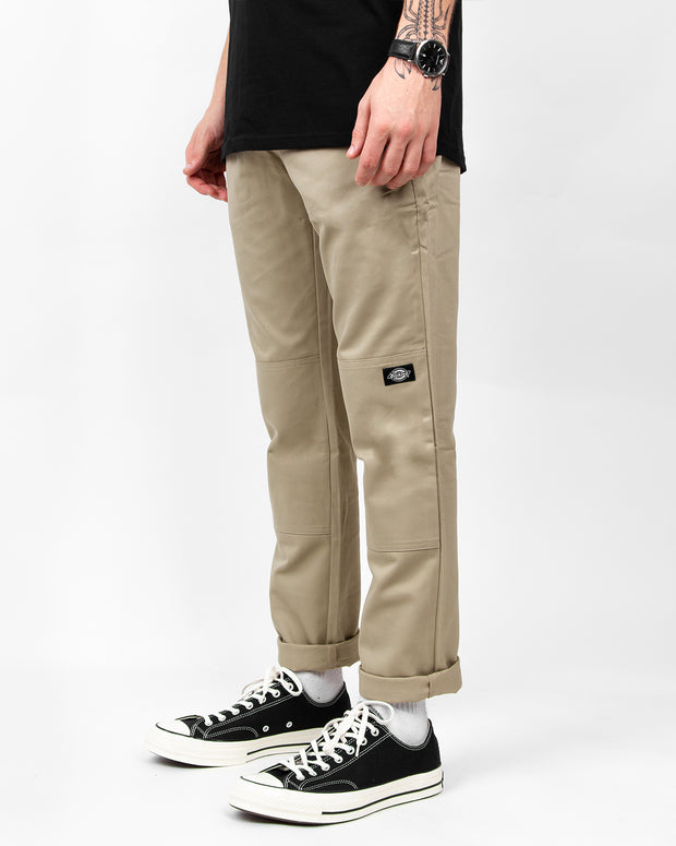 918 Double Knee Slim Fit Workpant - Desert Sand