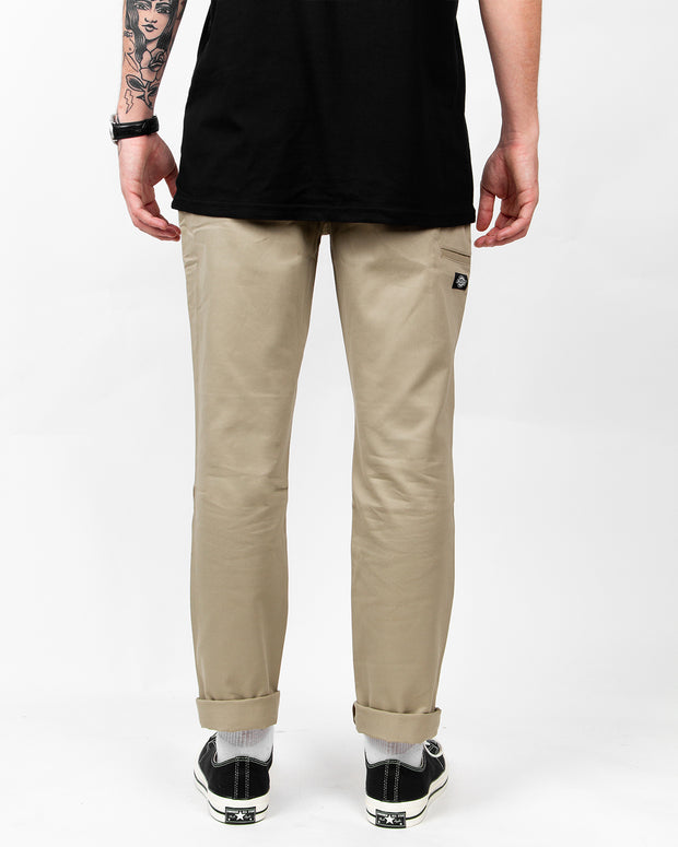 Dickies - 918 Double Knee Slim Fit Workpant - Desert Sand