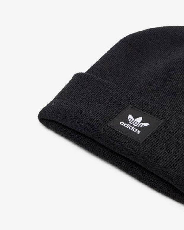 Adidas Originals - AC Cuff Knit Beanie - Black