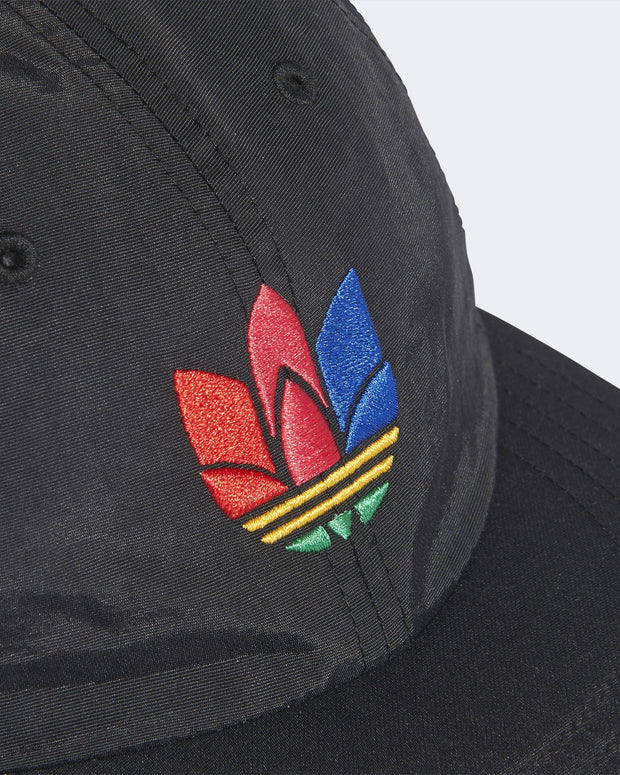 Adidas Originals - 3D Adicolor Cap - Black / Energy Orange