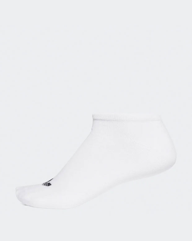 Adidas Originals - Trefoil Liner Sock 3pk - White